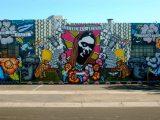 Phoenix Graffiti Mural
