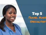 travel nurse specialties in Phoenix AZ for the highest pay