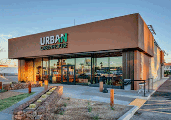 Urban Greenhouse Phoenix Dispensary Acquired By Harvest